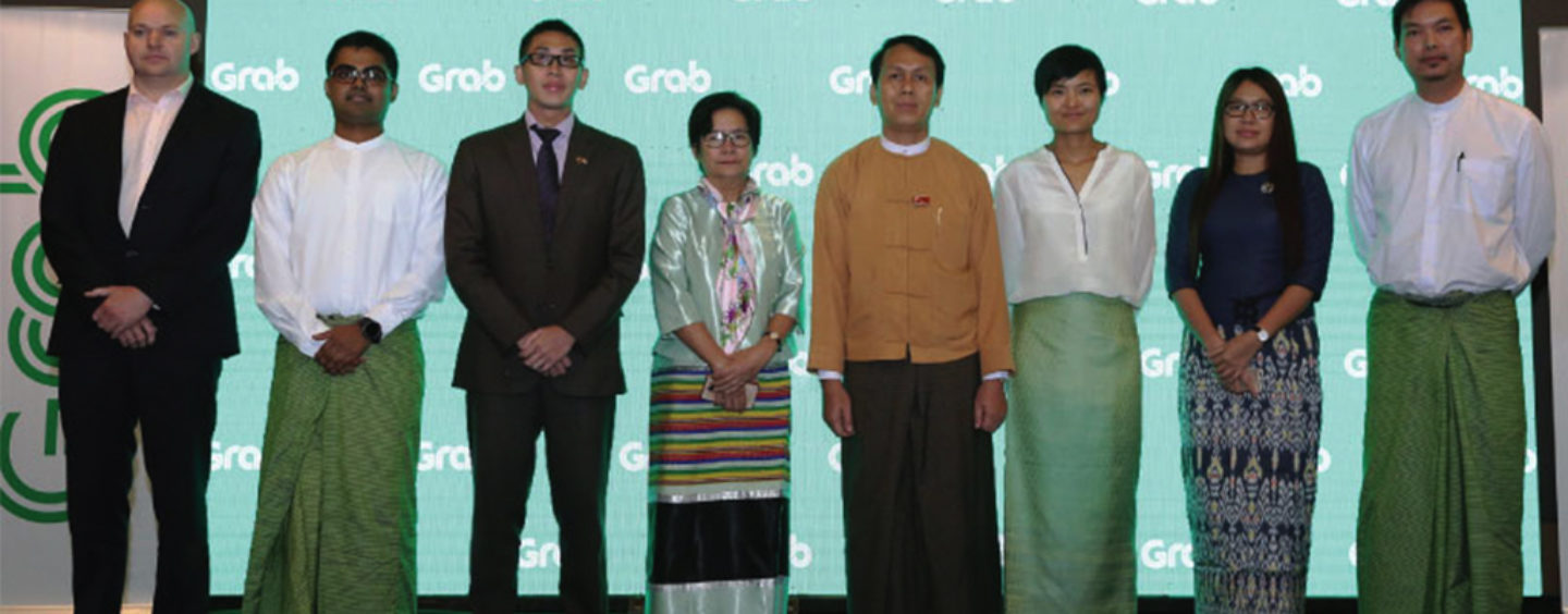GrabPay Mobile Wallet Will Likely Hit Myanmar in 2019