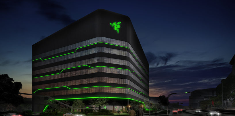 Razer's New South East Asia HQ and Fintech Gameplan