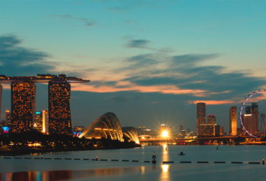 Singapore Grants First Accelerated FinTech Patent