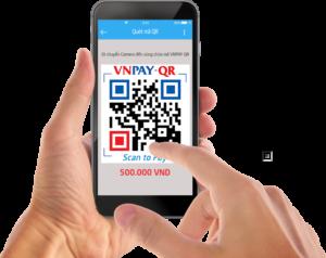 VNPay-QR, via Vnpayment.vnpay.vn