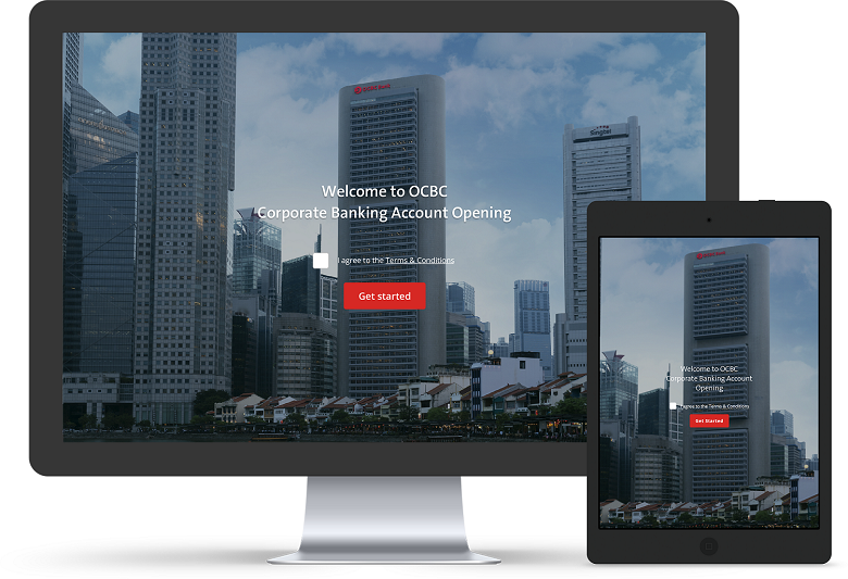 ocbc corporate account