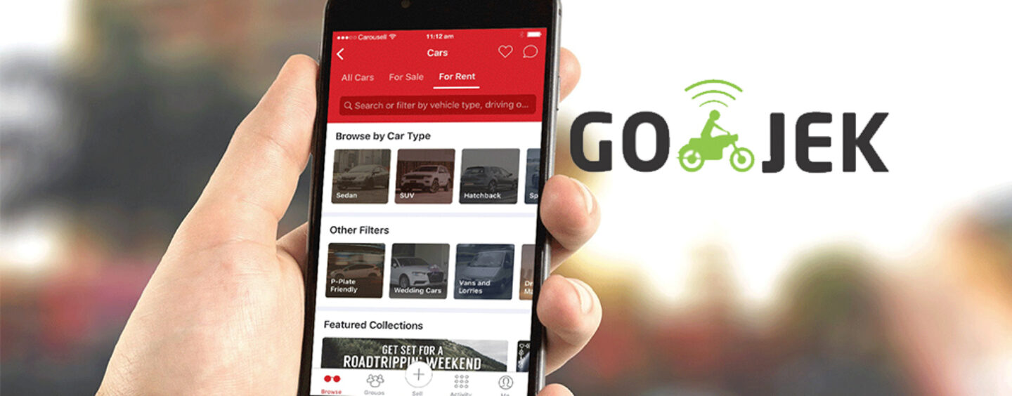 GO-JEK Announces Singapore Partnership with Carousell
