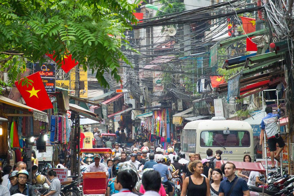 Vietnamese Banks Ramp up Fintech Development