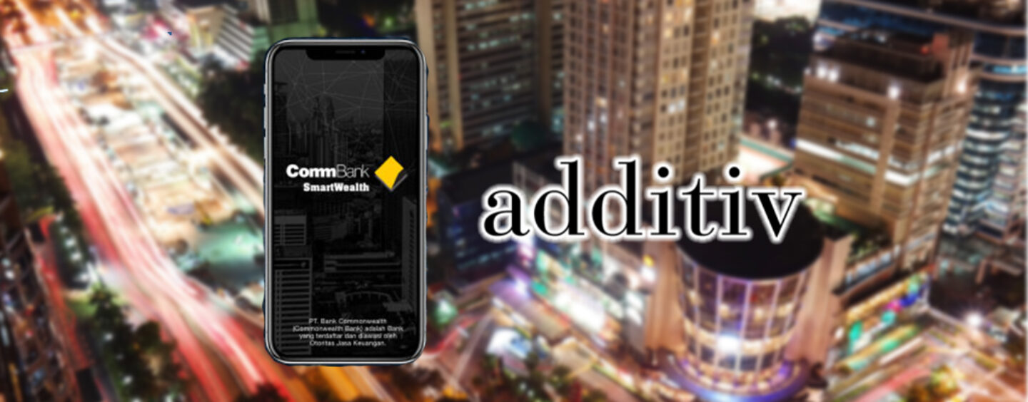 Commonwealth Bank's Wealthtech App Gains Swiss Expertise from Additiv