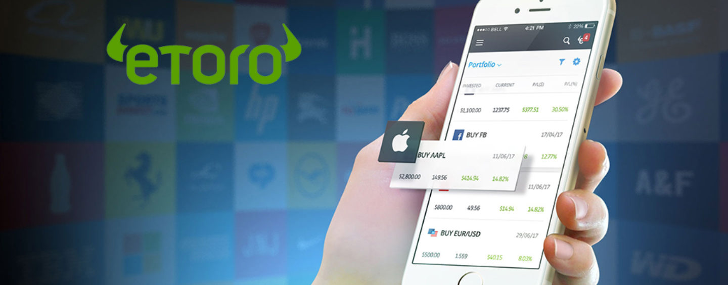 XRP was the Hottest Product on eToro in 2018