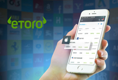 eToro: Ripple was the Hottest Product For 2018