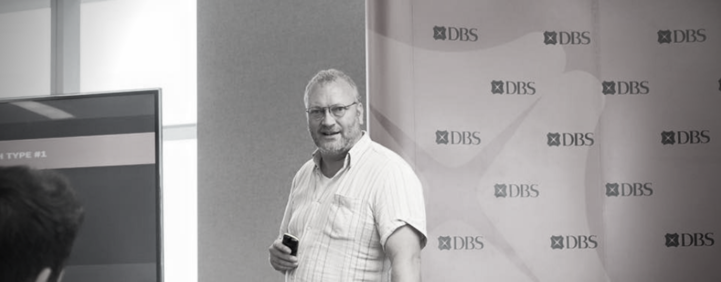 Chief Innovation Officer, Neal Cross Bids Farewell to DBS Bank in Heartfelt Post