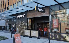 Amazon Go, via Wikipedia