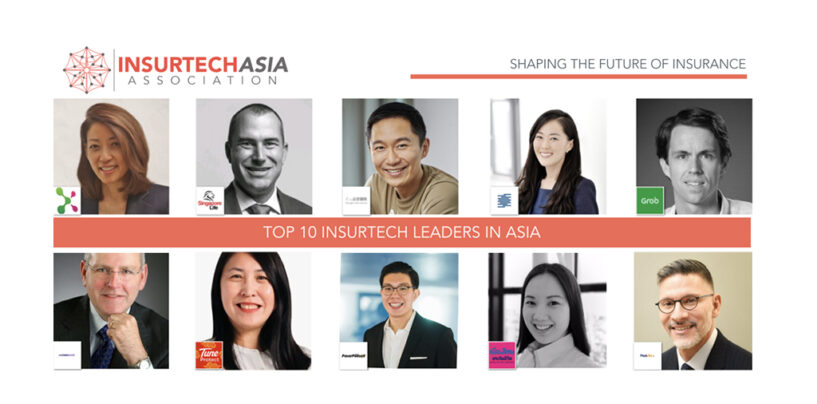 Top 10 Insurtech Leaders in Asia