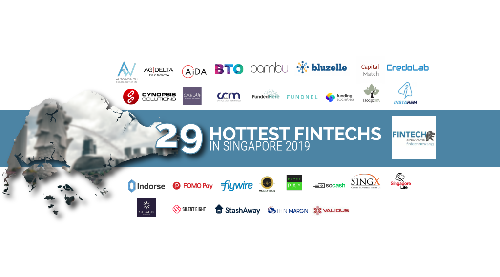 Top Fintech Companies Singapore