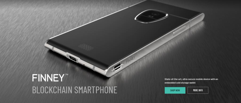 Finney Blockchain Smartphone - Crypto Friendly Phones