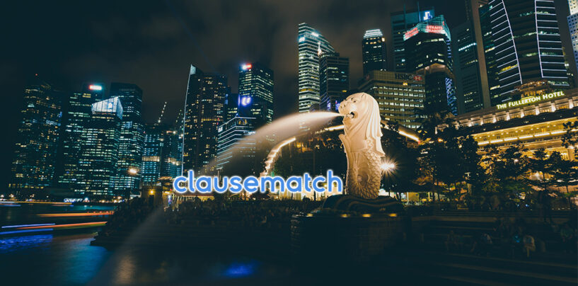 UK Based Regtech ClauseMatch Launches APAC Headquarters in Singapore