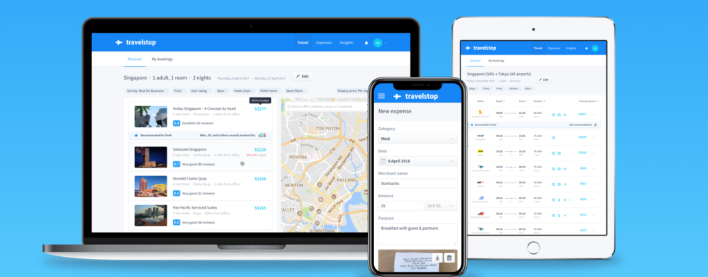 Travelstop Targets Fintech SMEs with Business Travel Management Platform