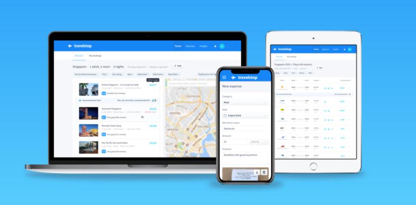 Travelstop Targets Fintech SMEs with Business Travel Management Platform
