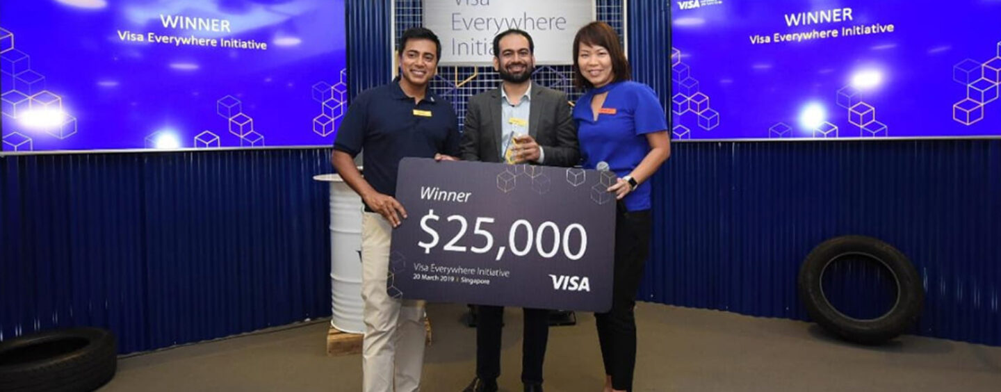 Finaxar Wins the Visa Everywhere Initiative with its Financing Solution