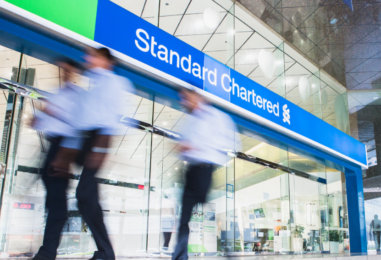 Standard Chartered Just Launched a Fintech Bridge and it's Exactly What it Sounds Like