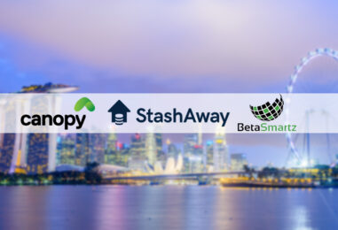 3 Startups From Singapore Selected For Fintech Global's Top 100 Wealthtech List