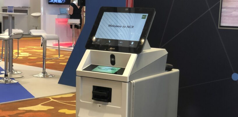 With this New ATM by NCR, You Only Need to Wave Your Hand to Get Cash