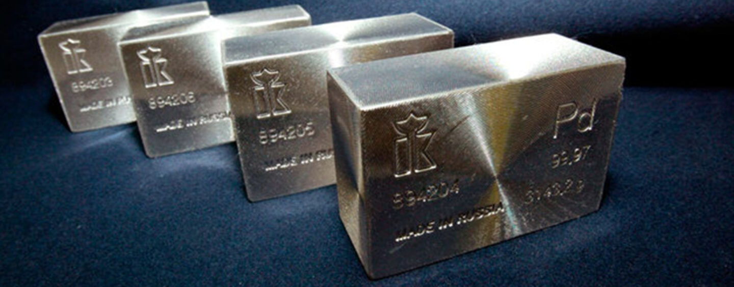 Nornickel to Issue Crypto Tokens for Palladium Trading