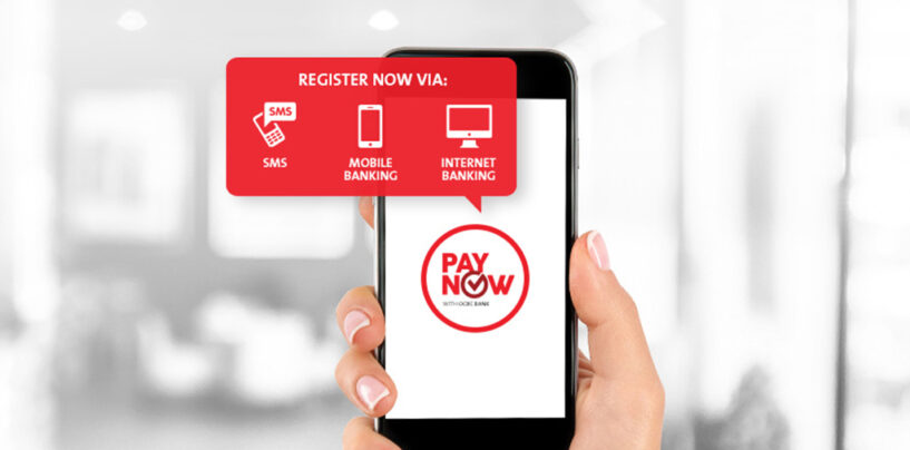 OCBC Introduces a More Seamless Checkout for Instant Mobile Payments