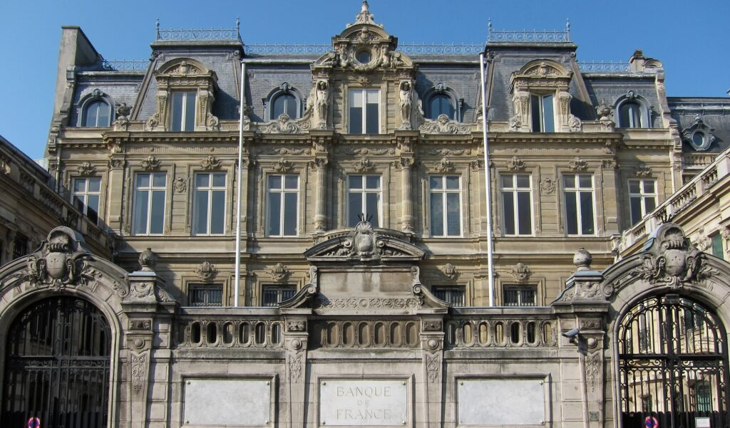 banque_de_france_bank of france blockchain central bank backed cryptocurrency