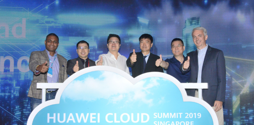 Huawei Bets on Singapore's Artificial Intelligence with New AI Innovation Lab