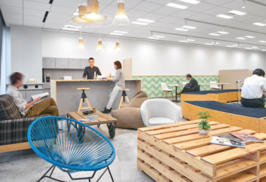 Mitsui Sumitomo Just Launched Their Digital Hub in Singapore