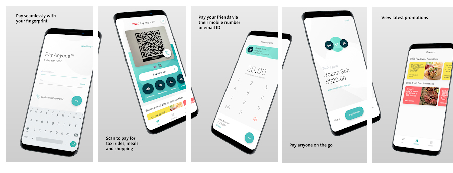 OCBC Introduces a More Seamless Checkout for Instant Mobile