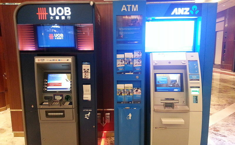 ATM Singapore - Big Data- Banks