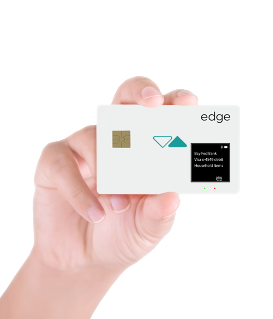 Edge Card, Edge Mobile Payments