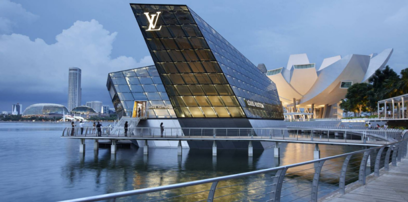 Louis Vuitton Launched a Blockchain for Luxury Goods in Ongoing Fight Against Counterfeits