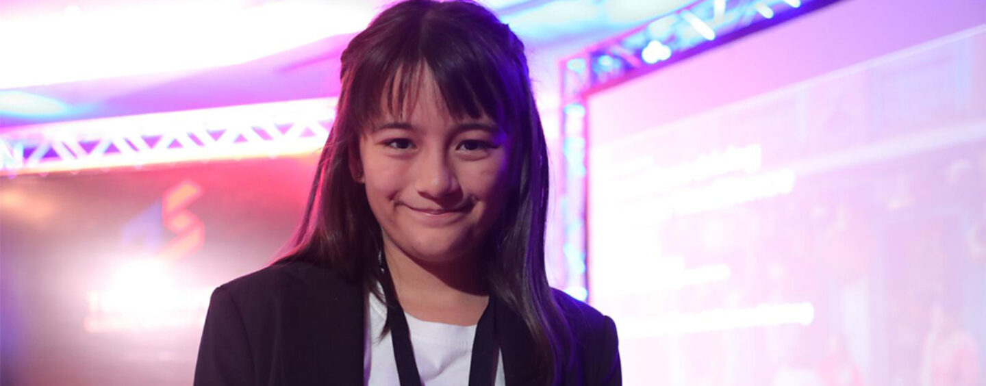 10 Years Old Blockchain Entrepreneur Steals the Show at Tech-Summit in Bangkok