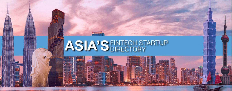 Asia's Fintech Startup List/Directory
