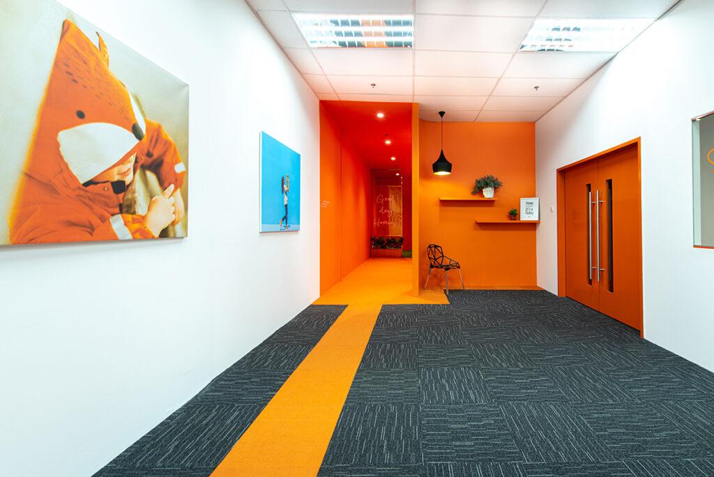 Ohmyhome Corridor
