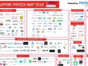 Fintech Singapore Map 2018 – Singapore's Fintech Scene