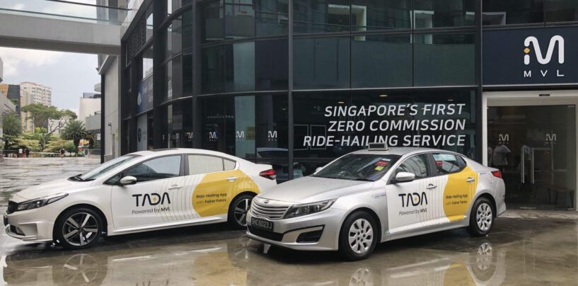 Blockchain Based Ride Hailing Service TADA Raises US$ 5 Million in Series A Funding