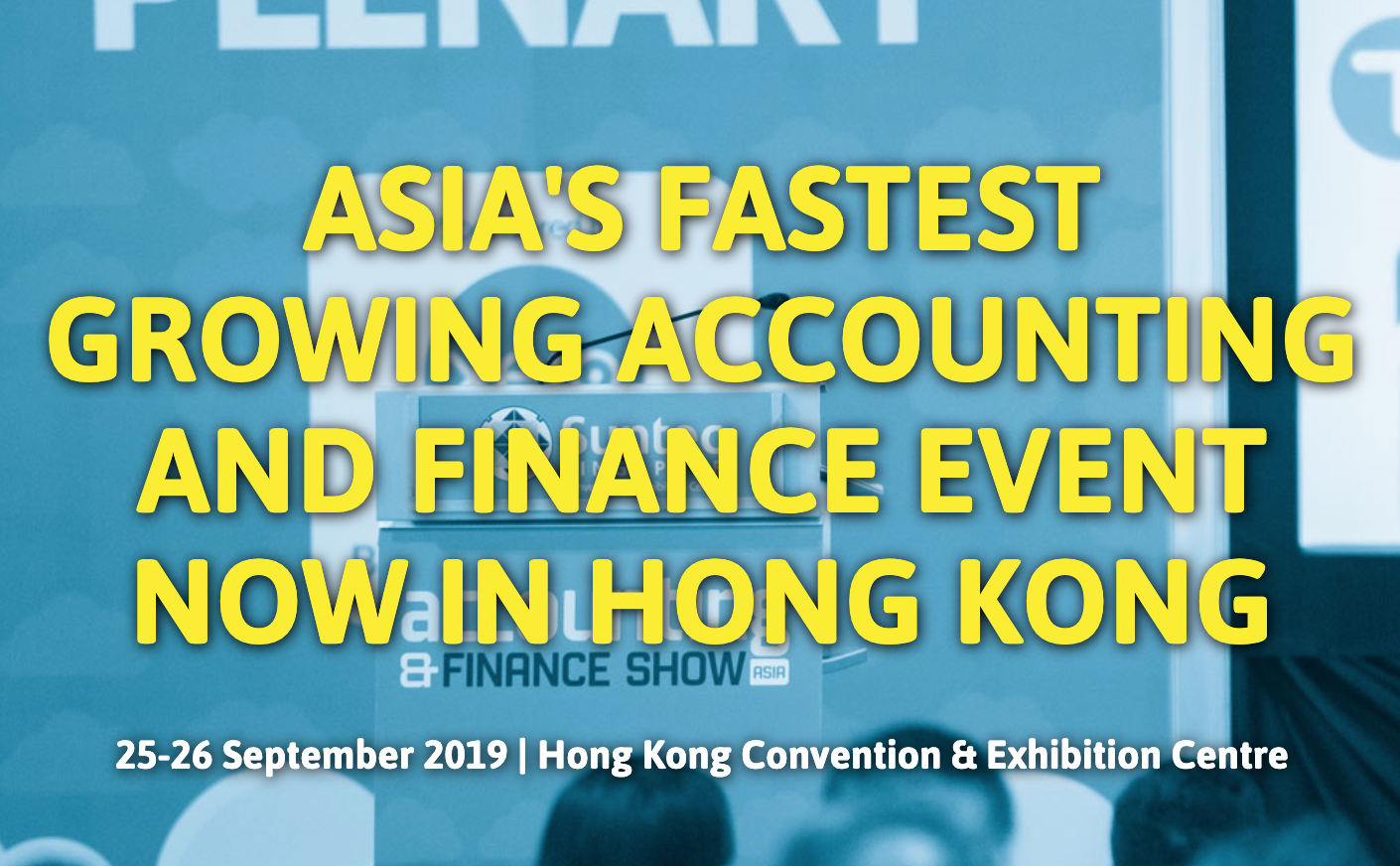 Accounting & Finance Show - Fintech and Blockchain Event Asia Pacific