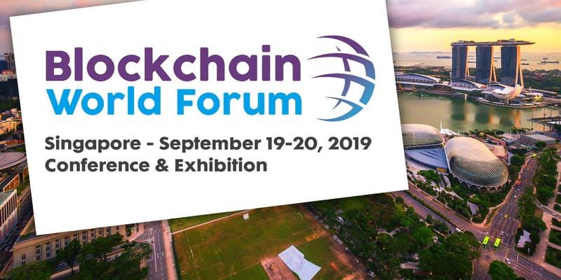 Blockchain World Forum- Fintech and Blockchain Event Asia Pacific