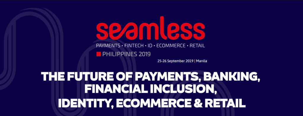 Seamless Philippines - Fintech and Blockchain Event Asia Pacific