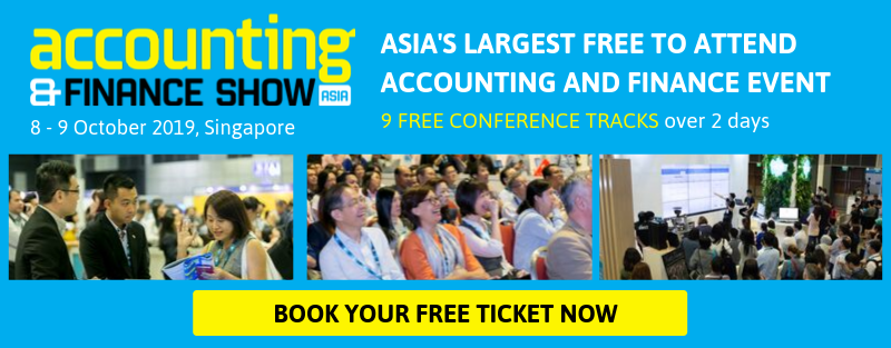 Accounting & Finance Show Singapore 2019