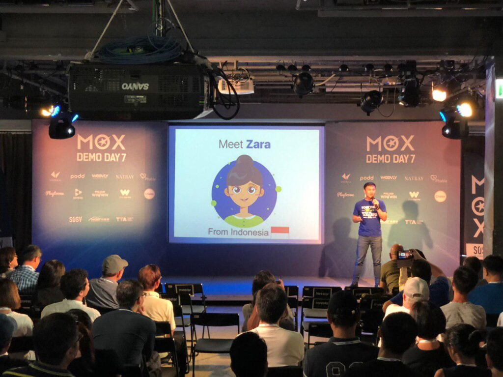 MOX Demo Day