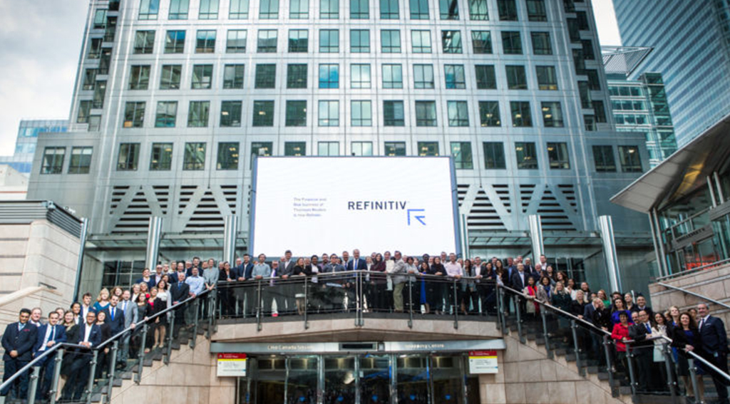 Refinitiv's Eikon Auctions Facilitated US$ 1 Trillion in Transactions for Central Banks