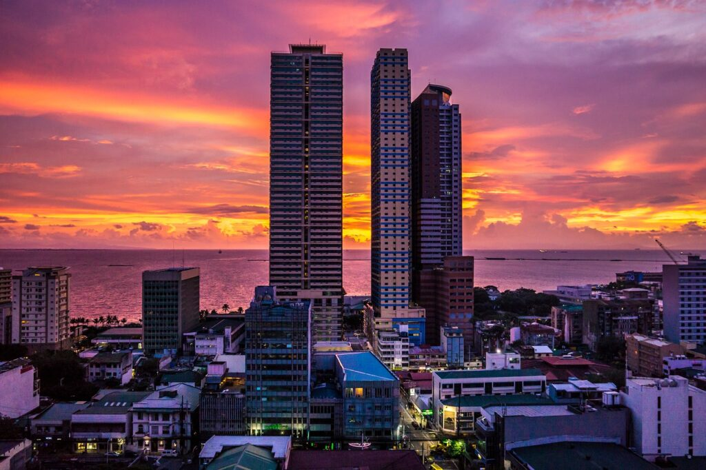 South East Asia Fintech Cities Manila Philippines