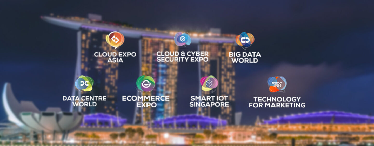 Asia's Largest Technology Stack Event to Occupy Two Floors of Marina Bay Sands this October