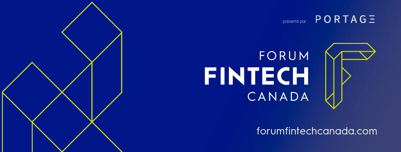 Forum Fintech Canada 2019