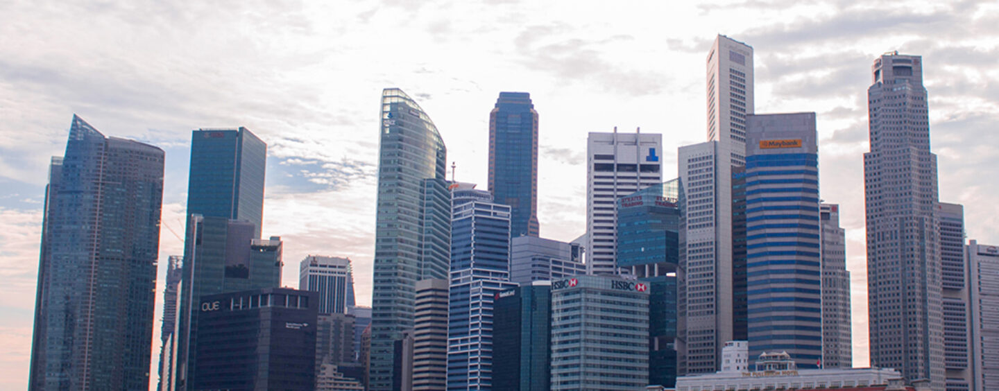 The Salesforce Economy Will Create More than SG$7.6 Billion  in New Business Revenues and 8,500 Jobs in Singapore until 2024