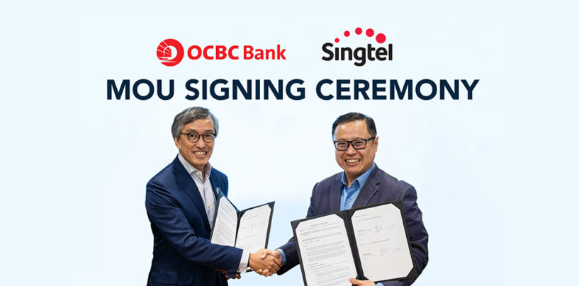 OCBC Joins Singtel's VIA Alliance