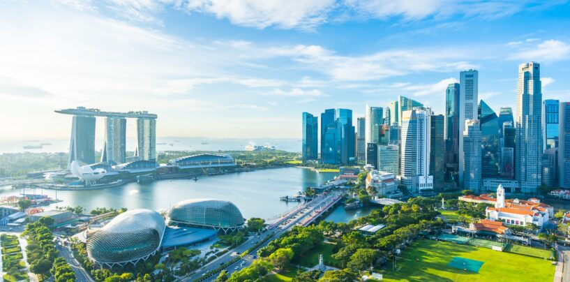 Singapore Ranks First in Global Cities' AI Readiness and Smart City Effort