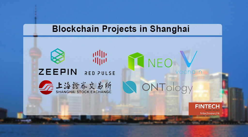 Blockchain Projects That Gives a Snapshot of Shanghai's Booming Blockchain Scene