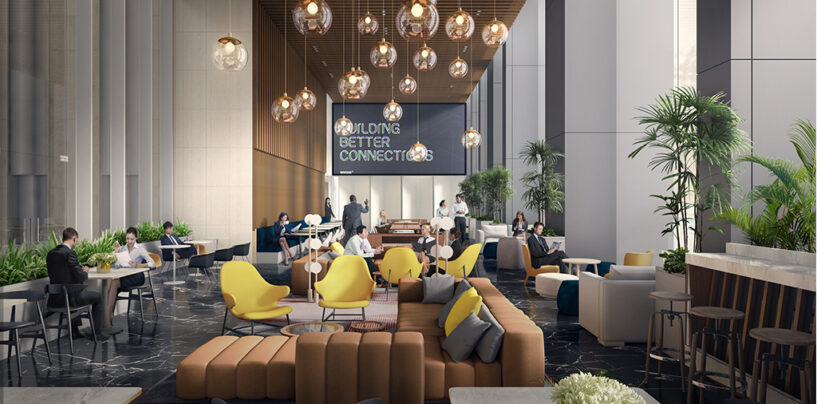 CapitaLand's Bridge+ to Launch  56,000 Sqft Fintech Co-working Space